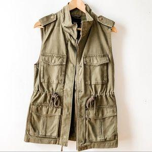 Talula at Aritzia utility vest